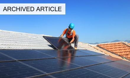 Solar installer profile – Astrid Herber