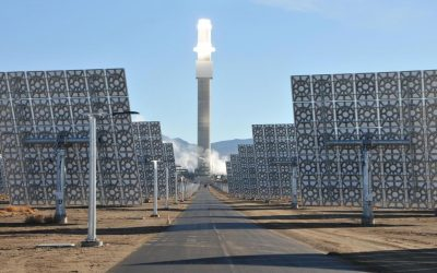 High hopes with concentrated solar power: All-Energy panel