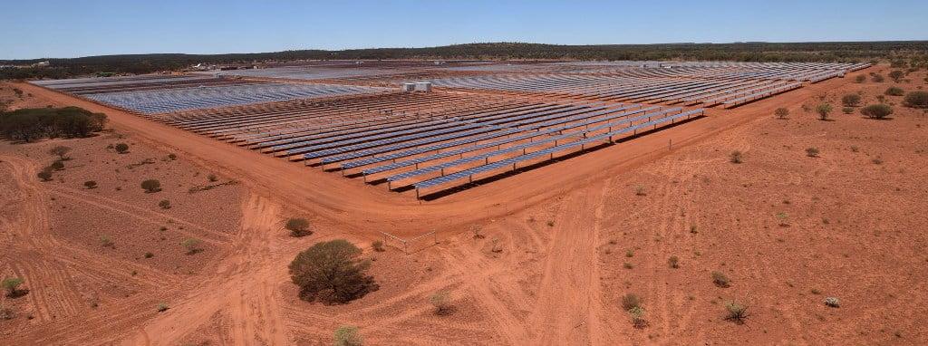 WA mine goes off the grid
