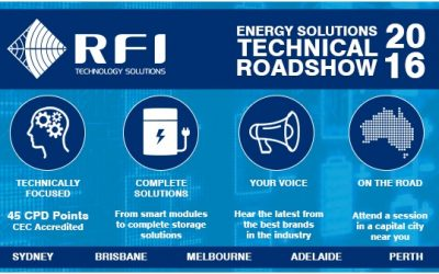 Energy Solutions Technical Roadshow 2016
