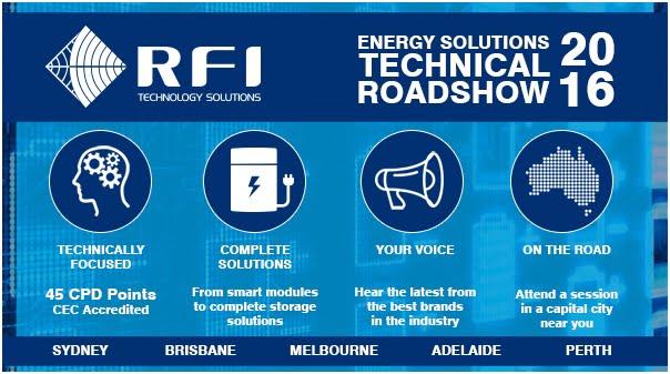 Energy Solutions Technical Roadshow 2016