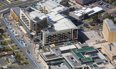Solar makes hospitals healthier