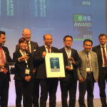 LG BiFacial panel takes first place at Intersolar