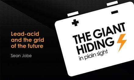 Webinar on the 'The Future of Battery Storage' Presentation Slides