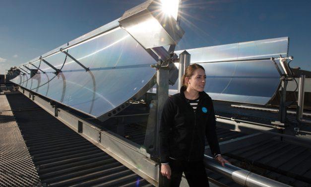 How CSIRO's green air-con works