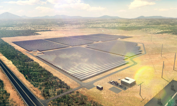 Solar-battery edge-of-grid project for Far North Queensland
