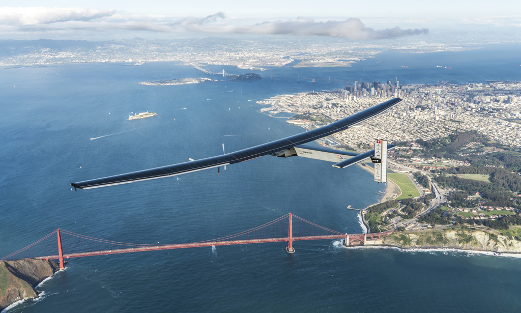 Solar Impulse brings doubters down to earth