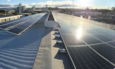 Solar project: Full metal upgrade