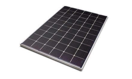 LG launches its first bifacial solar panel in Australia