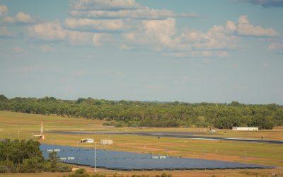 Solar puts Darwin Airport on world map