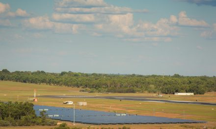 Solar puts Darwin Airport on world map