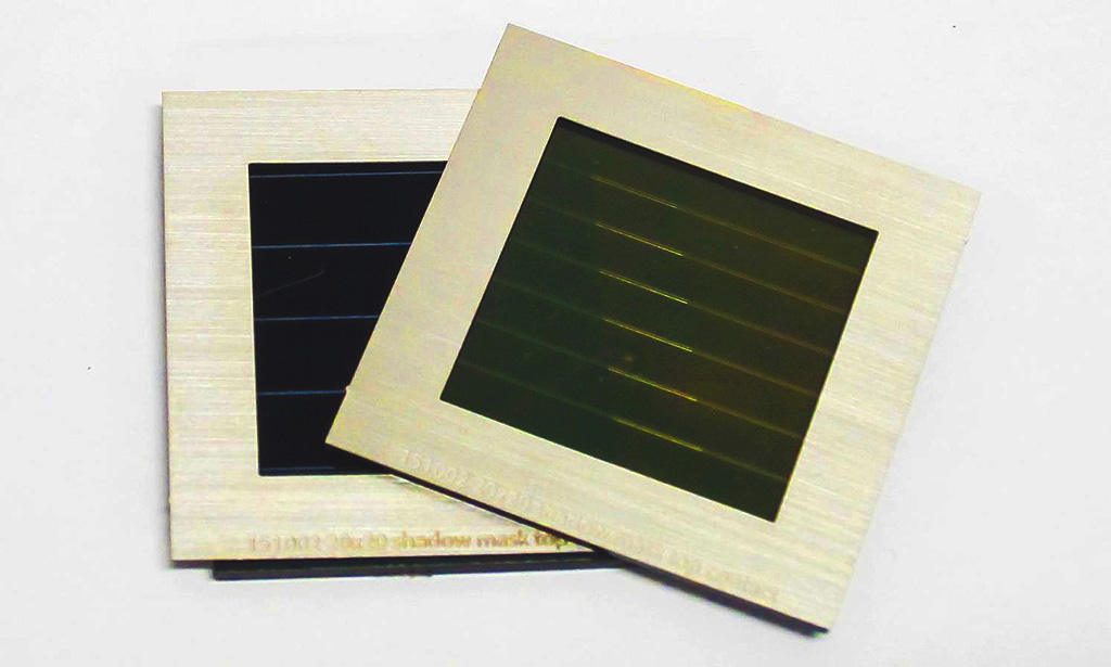 Stacked perovskite/CIGS solar module achieves 17.8% efficiency