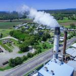 Biomass fires a Cape Byron Power turnaround