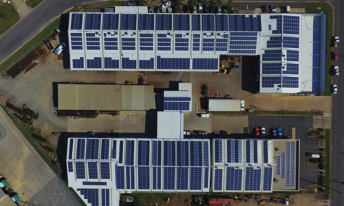 CEC solar awards 2016: Grid-Connect over 100kW winner