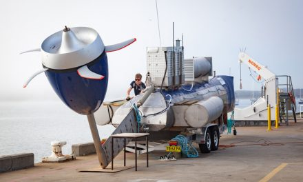 Tasmania test for tidal turbine