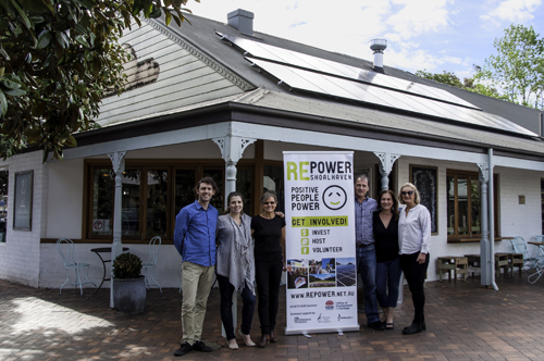 Repower Shoalhaven: plenty of finance, not enough projects