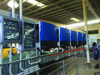 Queensland installer ramps up commercial work