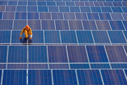 Is large-scale solar's 'boom year' going to plan?