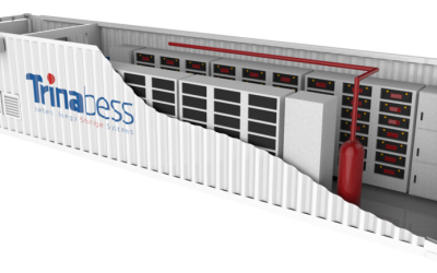 TrinaBESS launches large-scale storage for US market