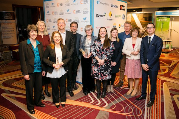CEC Clean Energy Award winners power ahead with bright ideas