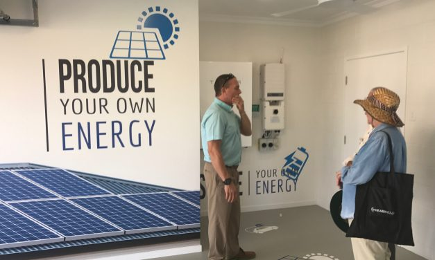 Townsville home-buyers tick solar PV and Powerwall 2 energy storage option