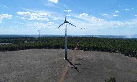 Garnet miner signs on for 3MW wind-solar-battery plant