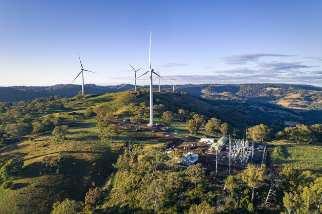 Goldwind readies 36 turbines for WA mine microgrid and NSW wind farm, renews R&D partnership