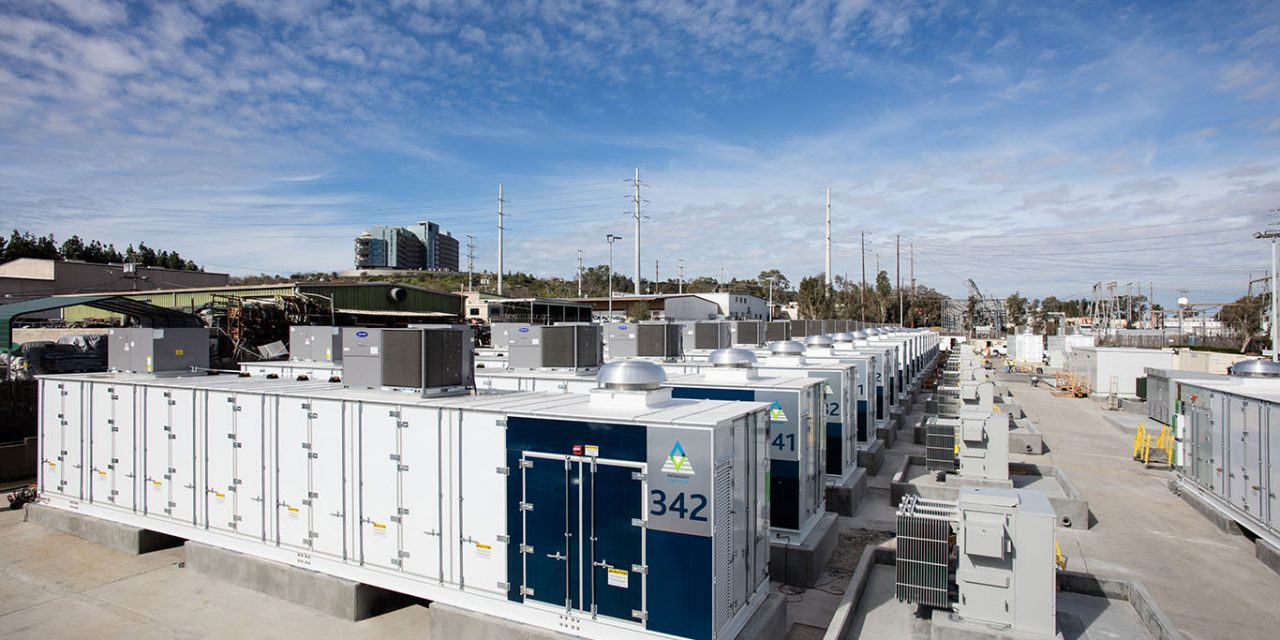 Fluence to supply world's largest Li-ion battery