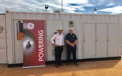 GE renewable hybrid solution to power remote communities