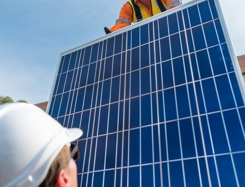 Record year for household solar installation