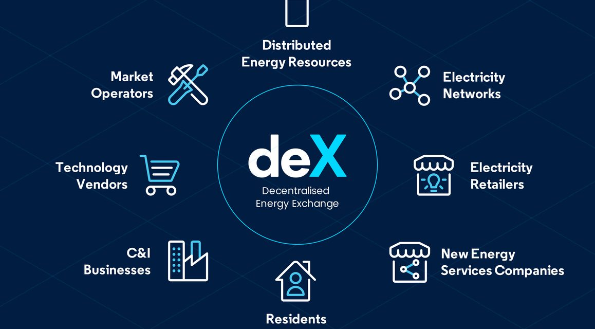 Industry partners sign on for trial of deX renewable energy trading platform
