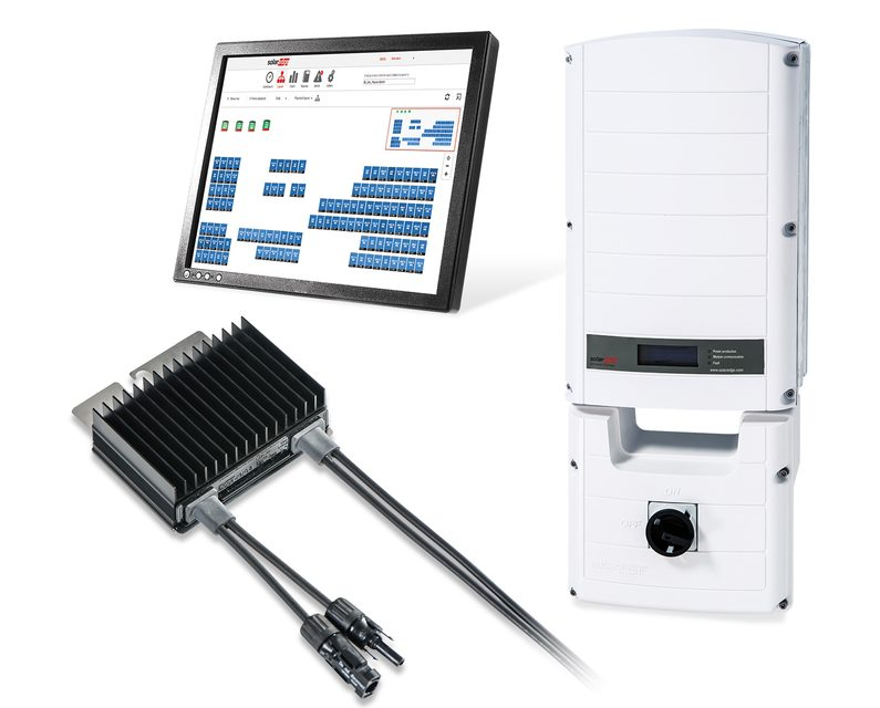 SolarEdge expands commercial solar PV offering