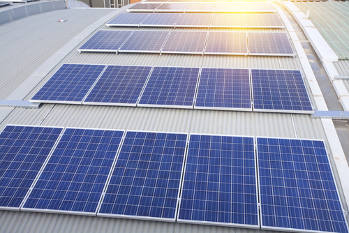 Businesses rush to install solar systems to combat high power prices