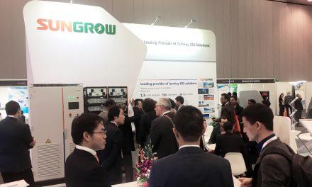 Sungrow launches PowCube4.8 energy storage system
