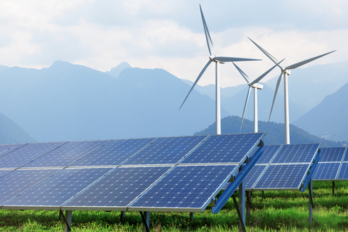 Renewable energy winning the price war