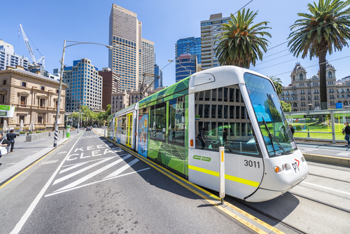 Melbourne trams get a push as CEFC finances Victoria's largest solar farm