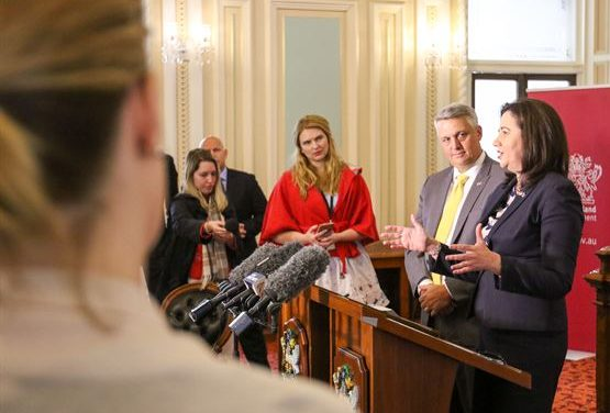 Industry backs Queensland Labor's commitment to clean energy