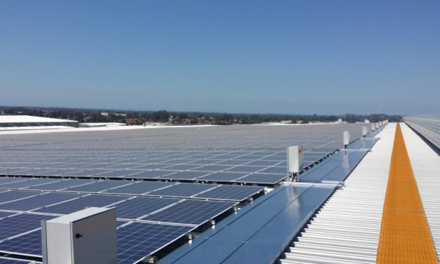Retailer installs 1MW solar PV system on Qld distribution centre
