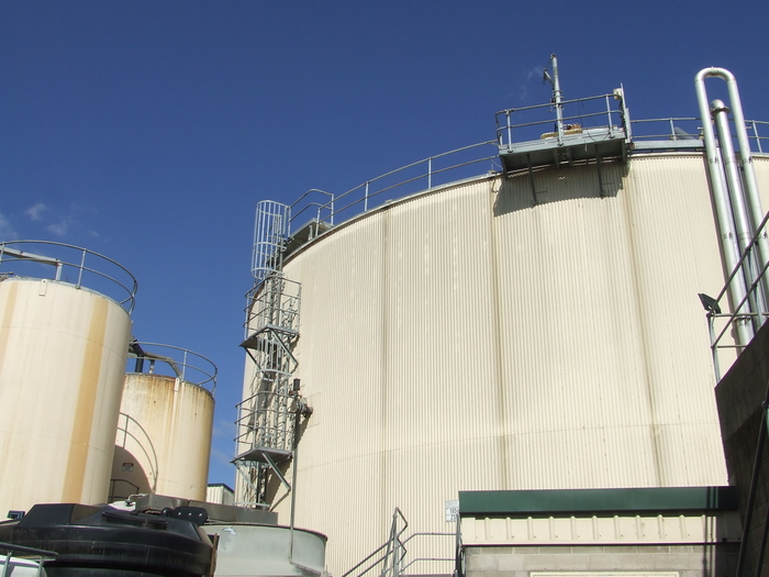 EarthPower, the biogas plant that bubbled back from the