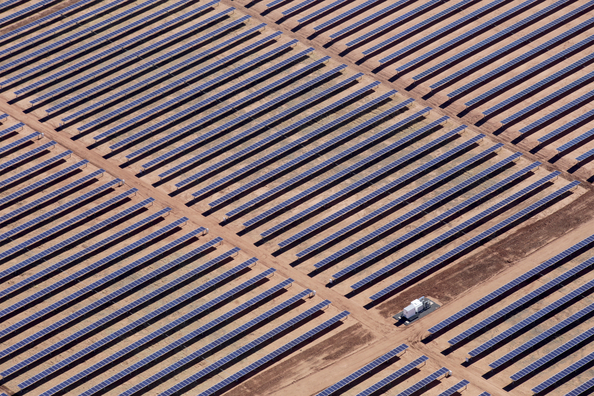 Tracking turns the power up at solar PV plants