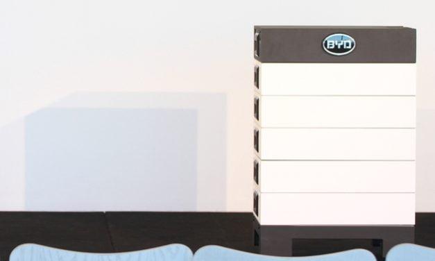 Battery boom hears off-grid demand: BYD