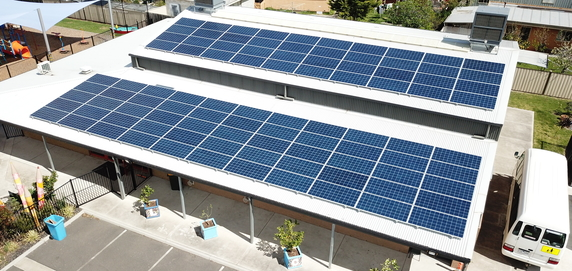 Melbourne school upgrade shows solar is good for the brain