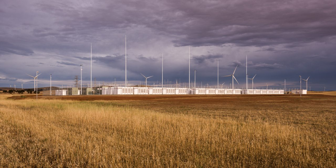 World's largest Tesla battery switches on at Hornsdale Wind Farm, South Australia