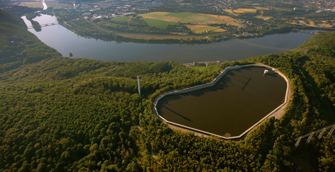 Is there an economic case for pumped hydro energy storage?