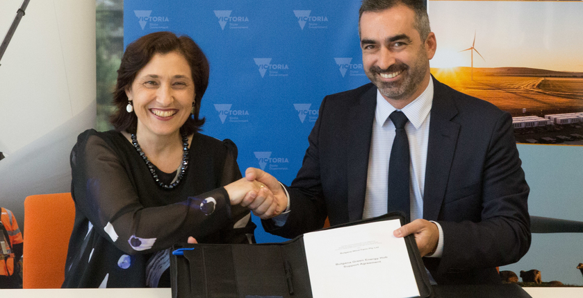 Victoria commits to Neoen wind-and-battery project