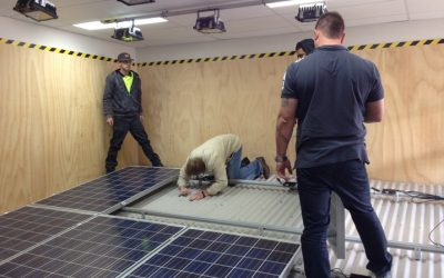 Solar PV training … where credentials count
