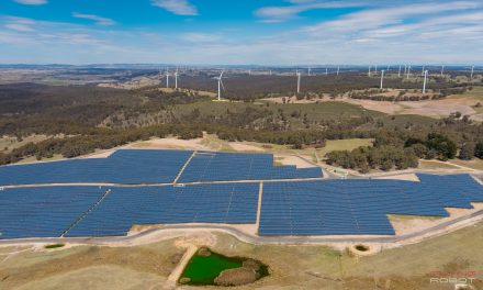 Australia's first hybrid wind and solar farm officially  launched