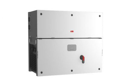 ABB string inverter reduces OPEX and CAPEX costs for solar installations