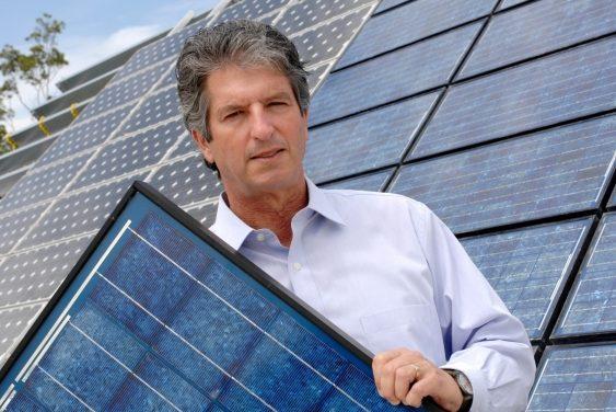 Australian academic wins prestigious energy prize