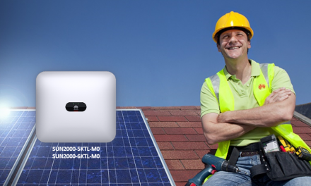 Introducing the Huawei Innovative Three-Phase Smart Inverter